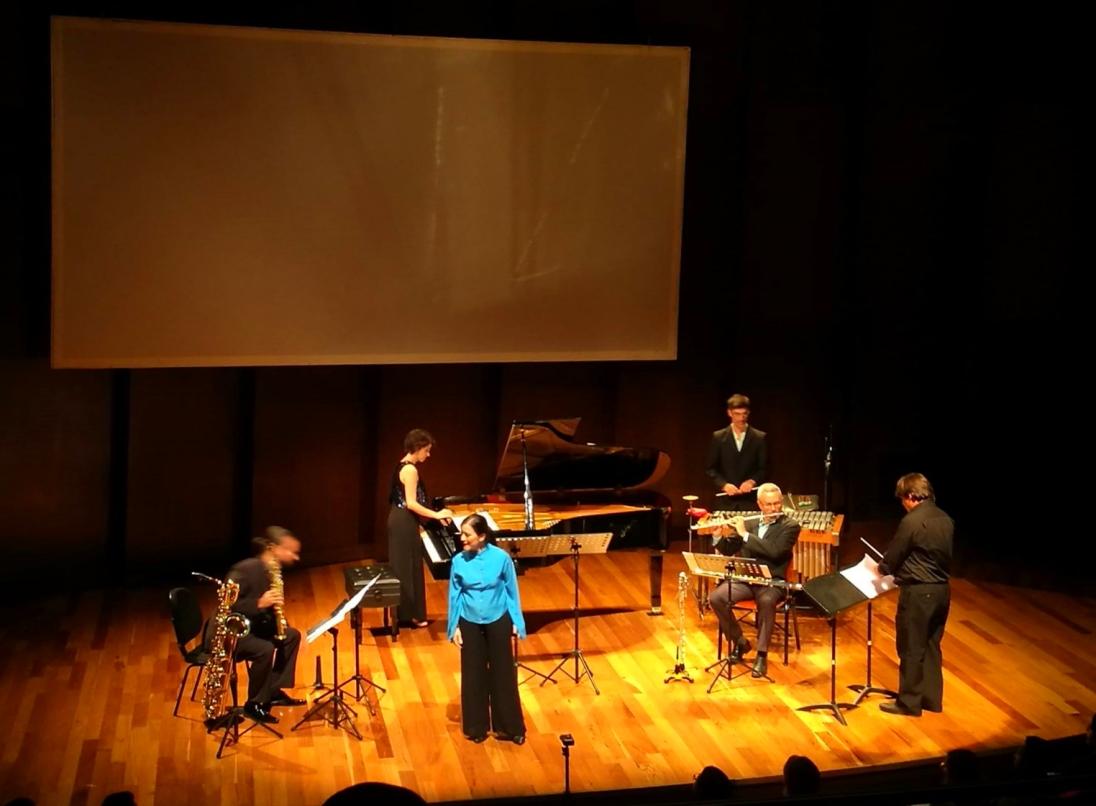Abstrai Ensemble at 2nd. Chamber Music International Week