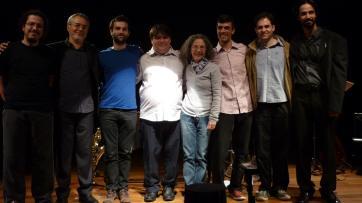Paulo, Pauxy, Rafael, Fabio Marisa, Daniel, Mauricio, Pedro